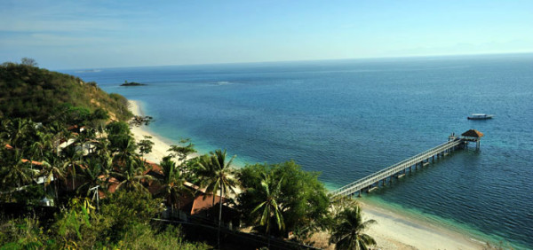 Pantai Sekotong di Lombok