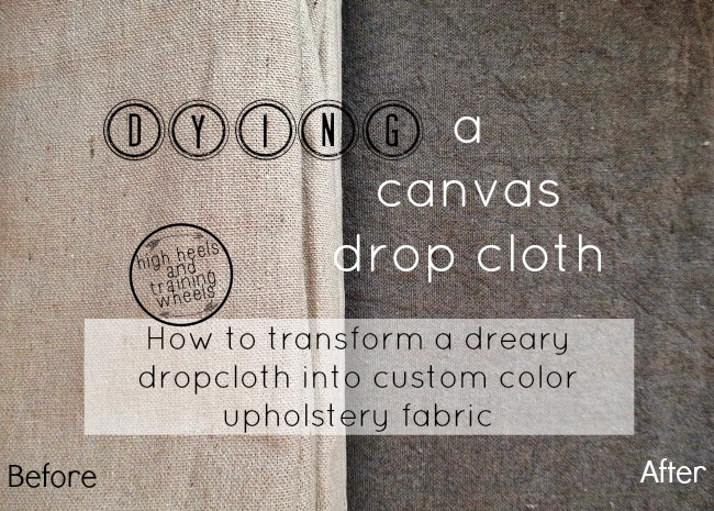 Rit Custom Color Dye For Canvas Drop Cloth
