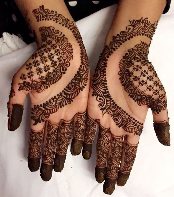 50+ Simple Henna Designs For Hands (2019)