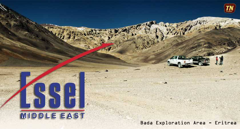 <Essel signs up drilling contractor for Eritrea project