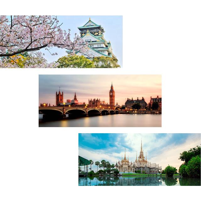 台北工作趣, 最新消息, 海外房地產, 泰國房地產,日本房地產,英國房地產