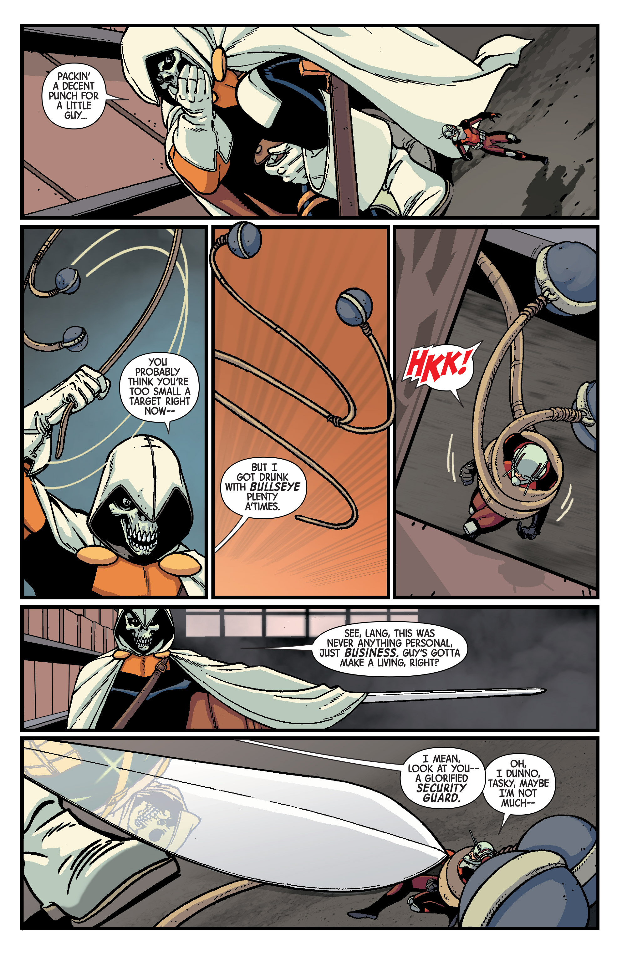 Read online Ant-Man comic -  Issue #3 - 14