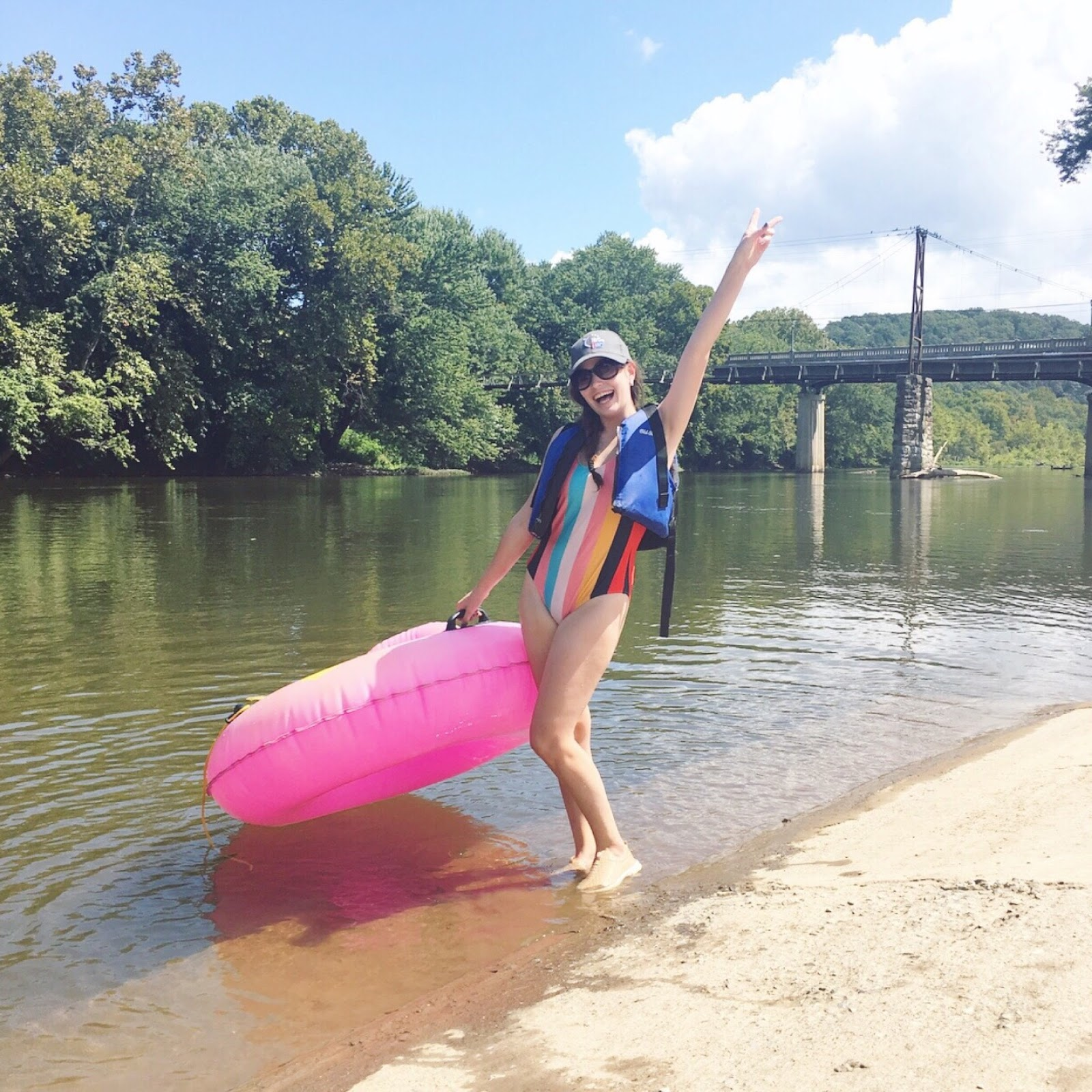 Summer Fun - River Tubing