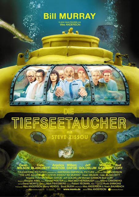 Filme, die ich mag: Die Tiefseetaucher