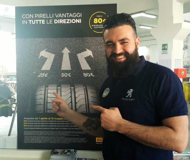 Promo Pirelli... un regalo sicuro per te!