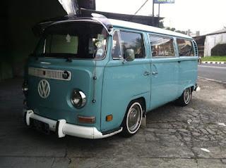 Mobil Koleksi..Dijual VW Kombi Kumis 79 - JAKARTA