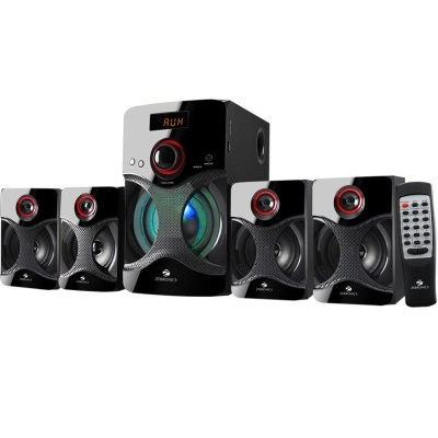 Zebronics BT4440 RUCF 4.1 Speakers System Buy at Rs. 2350