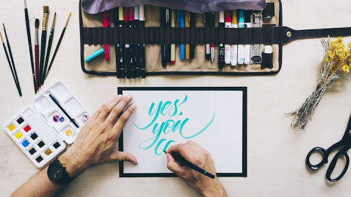 Hand Lettering to Digital Art Udemy Coupon