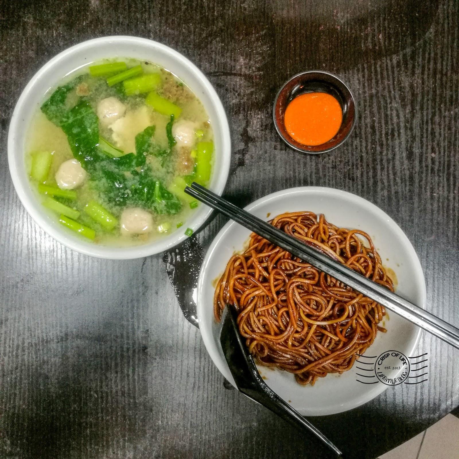 Sabah Sheng Rou Mian Sang Nyuk Mee 生肉面沙巴