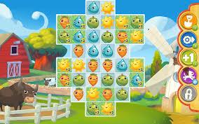 Farm Heroes Saga MOD APK Unlimited Boster