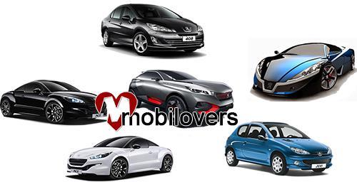 Gambar Mobil Peugeot