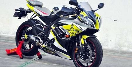 Modifikasi Yamaha R6 Terbaru