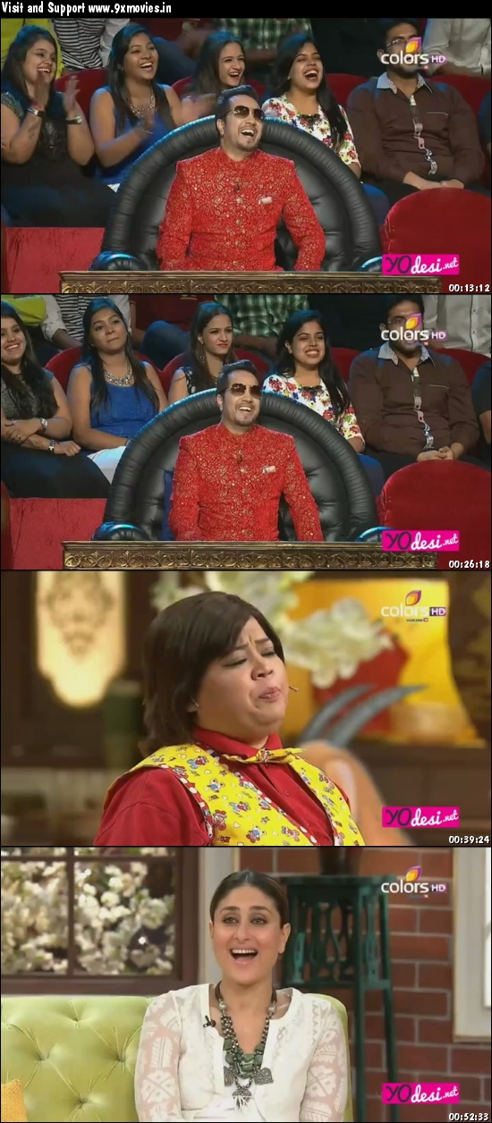 Comedy Nights Live 27 March 2016 HDTV 480p