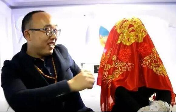 Chinese man stuns world after marrying robot wife