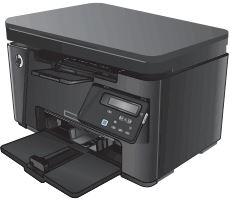 HP LaserJet M125a Drivers & Software Download