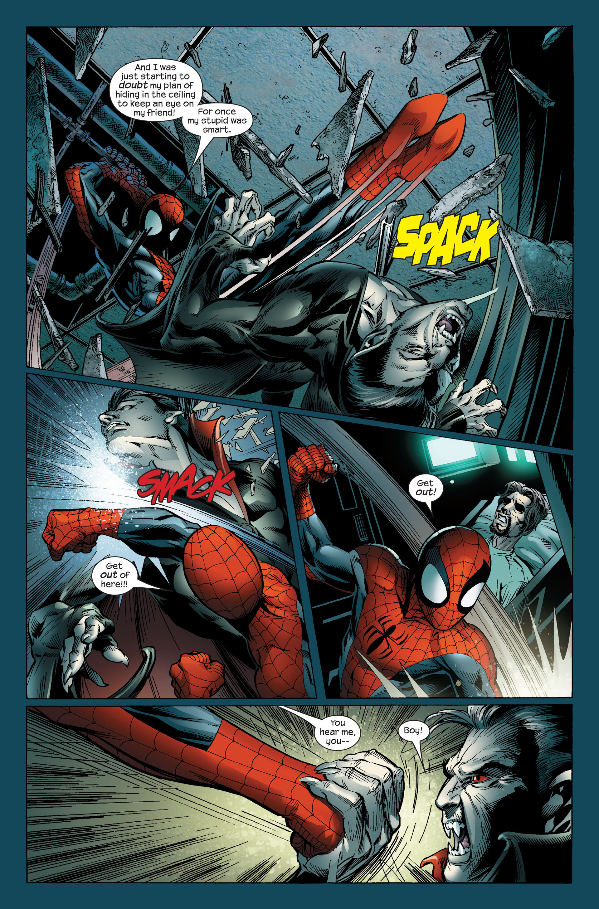 Read online Ultimate Spider-Man (2000) comic -  Issue #96 - 11