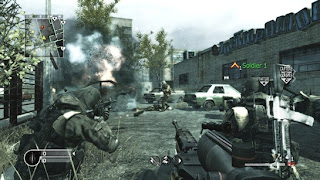 Call of Duty Modern Warfare 3 (X-BOX360) 2011