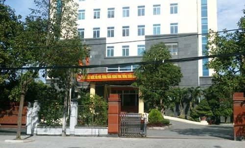 Sở Tài nguyên và Môi trường tỉnh Thanh Hoá