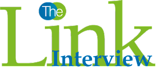 The Link Interview Logo