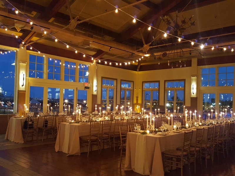 Universal Light and Sound - Recent Events: String Lights - The Liberty House Restaurant - Friday ...
