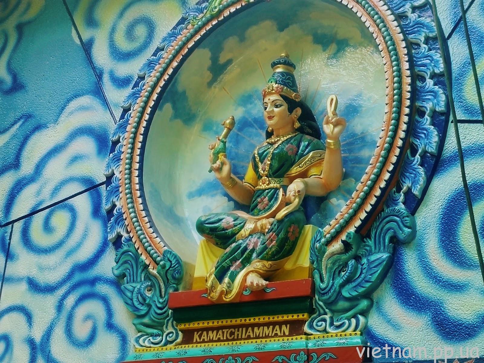 Божество Хинди:Kannigaparameswari