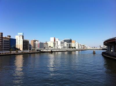 Sumida River Tokyo