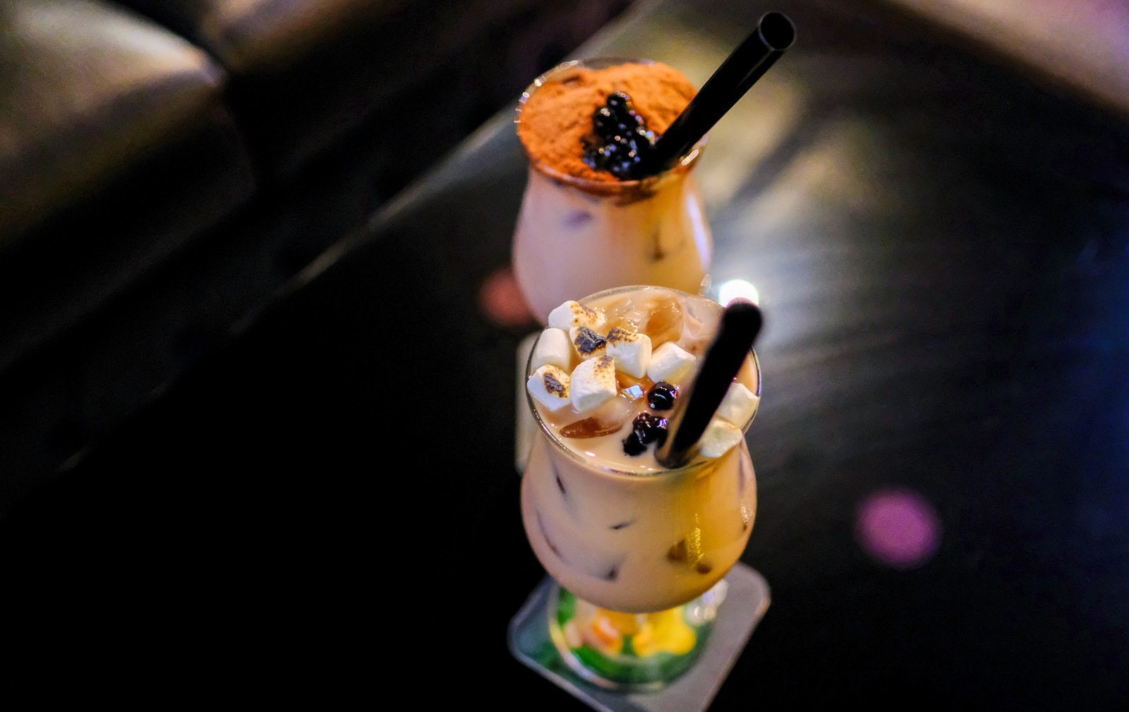 Boba Cocktails: Young Masters, Taman Tun Dr Ismail