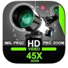 Telescope 45x Zoom Camera (Photo and Video) 1.2.5