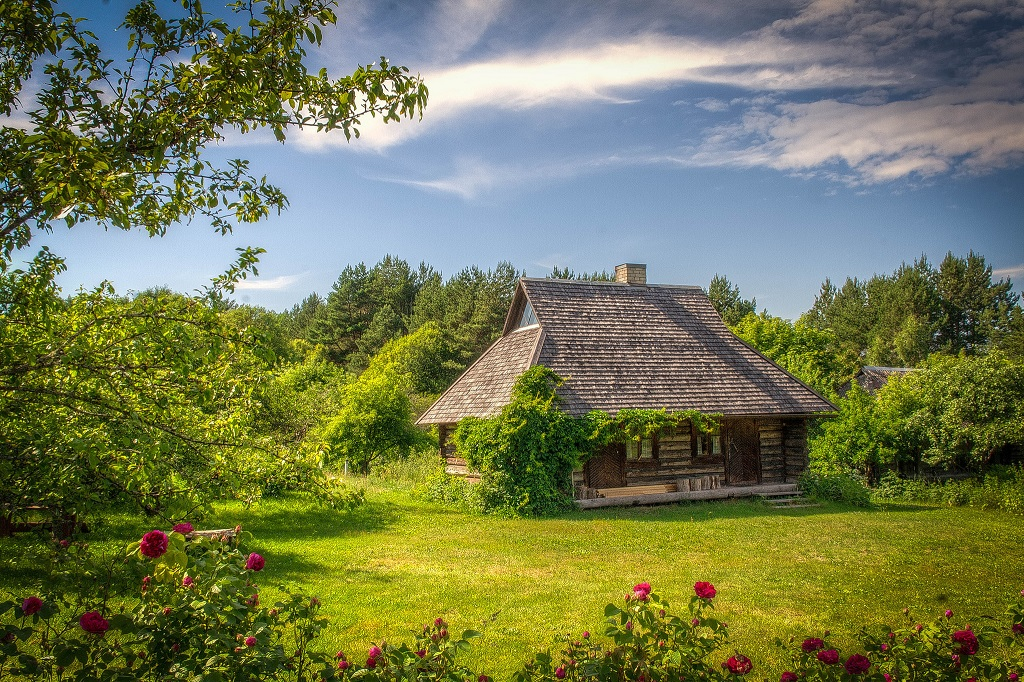 Visit Estonia. The Summer House Photo by: Mike Beales
