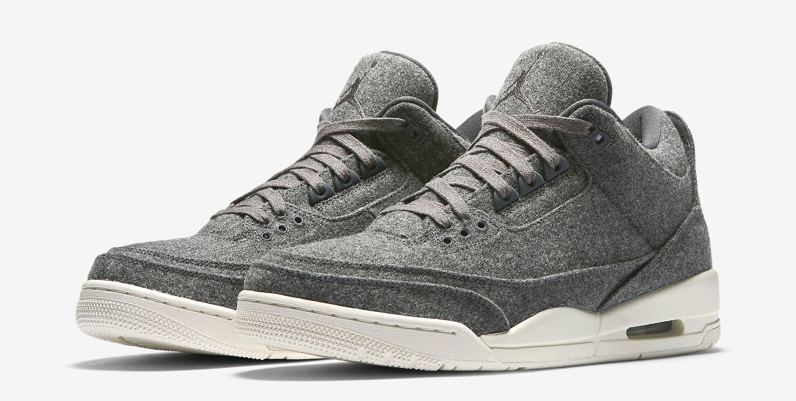 The Air Jordan 3 Retro is the latest to get an all-over