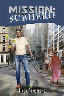 Mission: Subhero - superpowers in a phone's app for everyone by Linda Armstrong