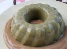 Resep praktis (mudah) puding kacang hijau spesial (istimewa) enak, legit lezat
