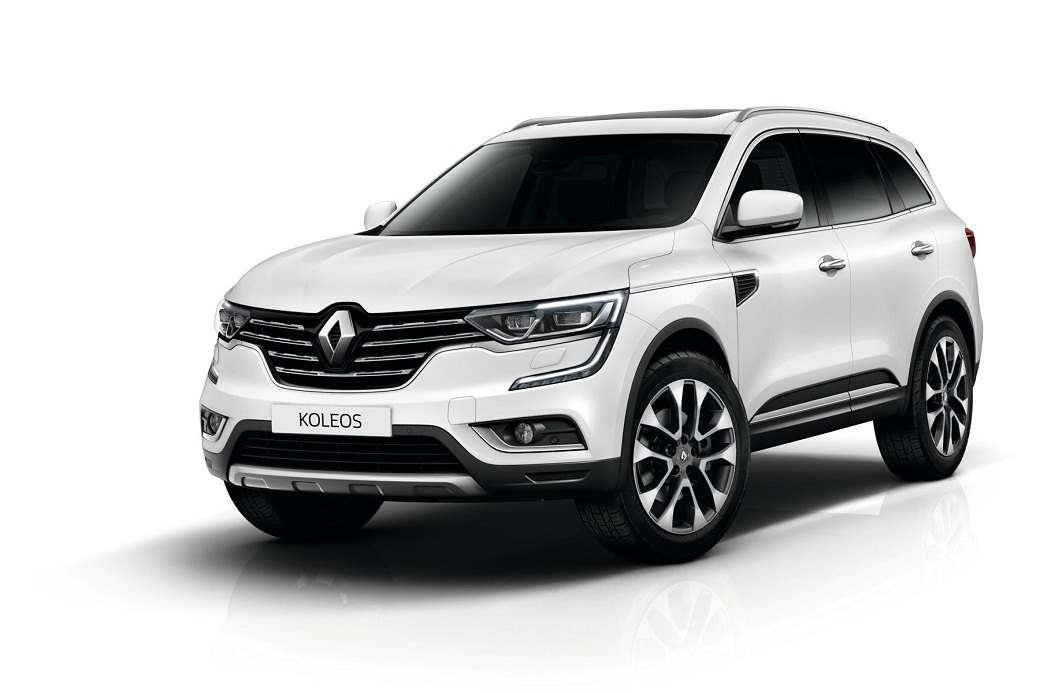 Renault Koleos, car news