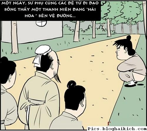 Những mẫu truyện tranh ngắn xàm mà vui, giải tỏa stress nhanh 30s