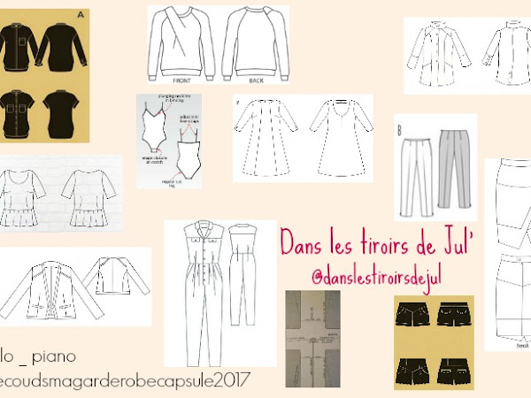 Garde Robe Capsule 2017: my picks!