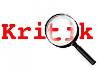 Janganlah Kamu Takut Dikritik Dan Dinasehati....