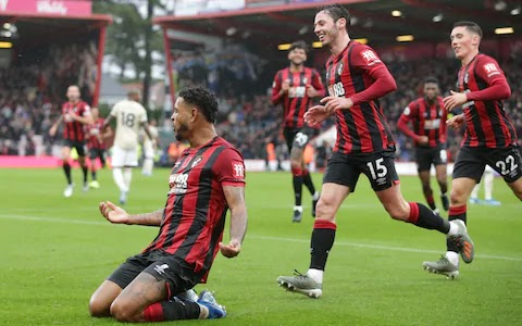 Man United fans blame two players after Bournemouth defeat. Check out