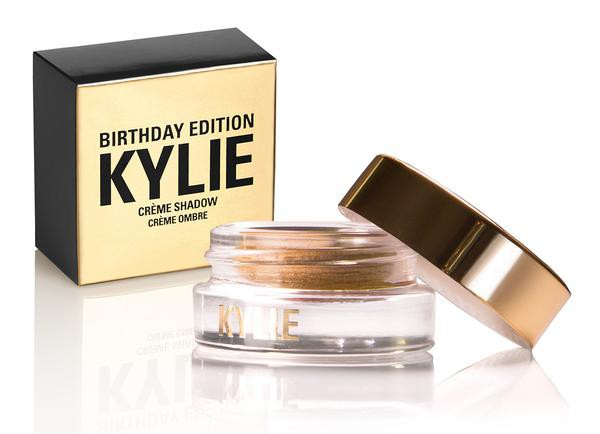 Kylie Cosmetics Birthday Edition Copper Crème Shadow