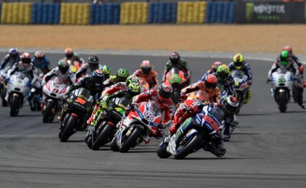 Susunan Pembalap MotoGP 2017