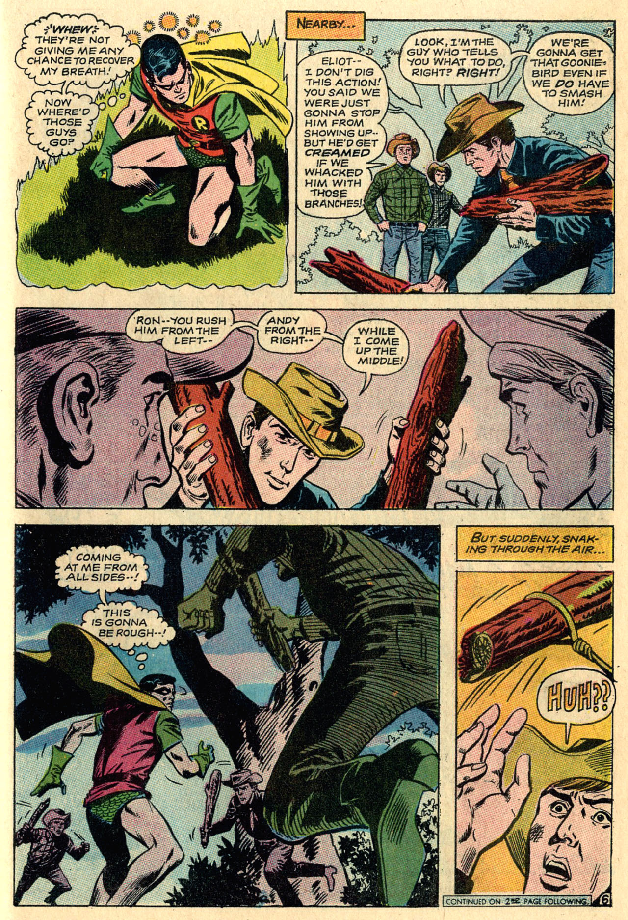 Detective Comics (1937) 386 Page 26