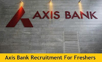 Axis Bank Off Campus Drive 2017