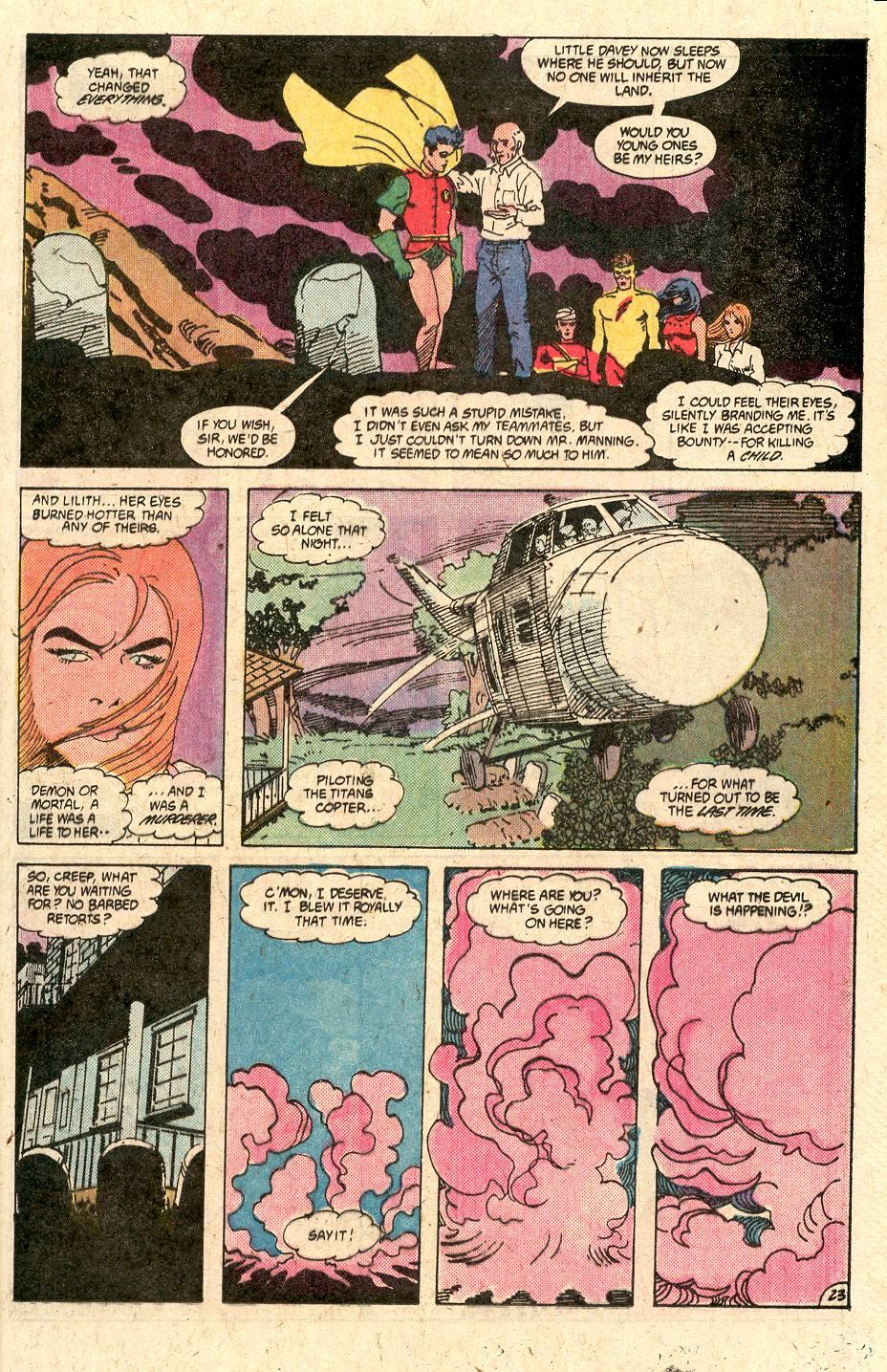Read online Secret Origins (1986) comic -  Issue # _Annual 3 - 23