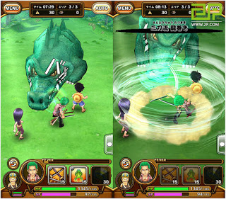 Game Android One Piece Thousand Storm v1.1.3 New Apk