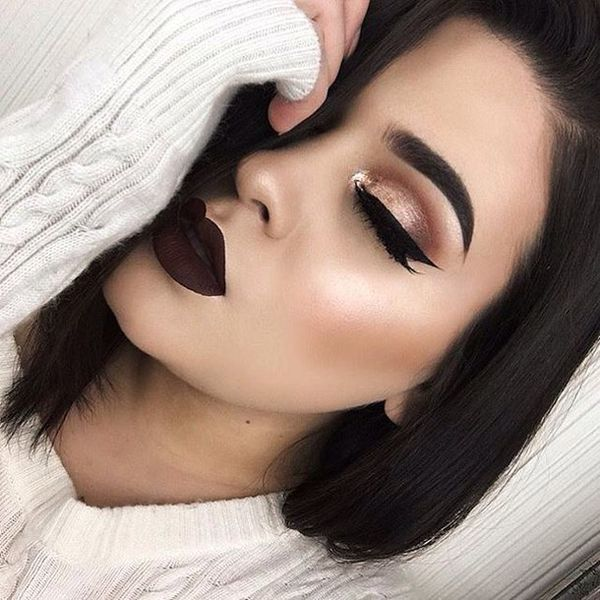 makijaż sylwestrowy imprezowy