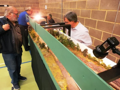Croydon Model railway exhibition