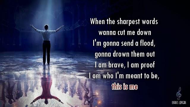 This Is Me - Keala Settle Lyrics