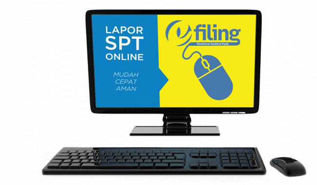 Cara Lapor Spt Online