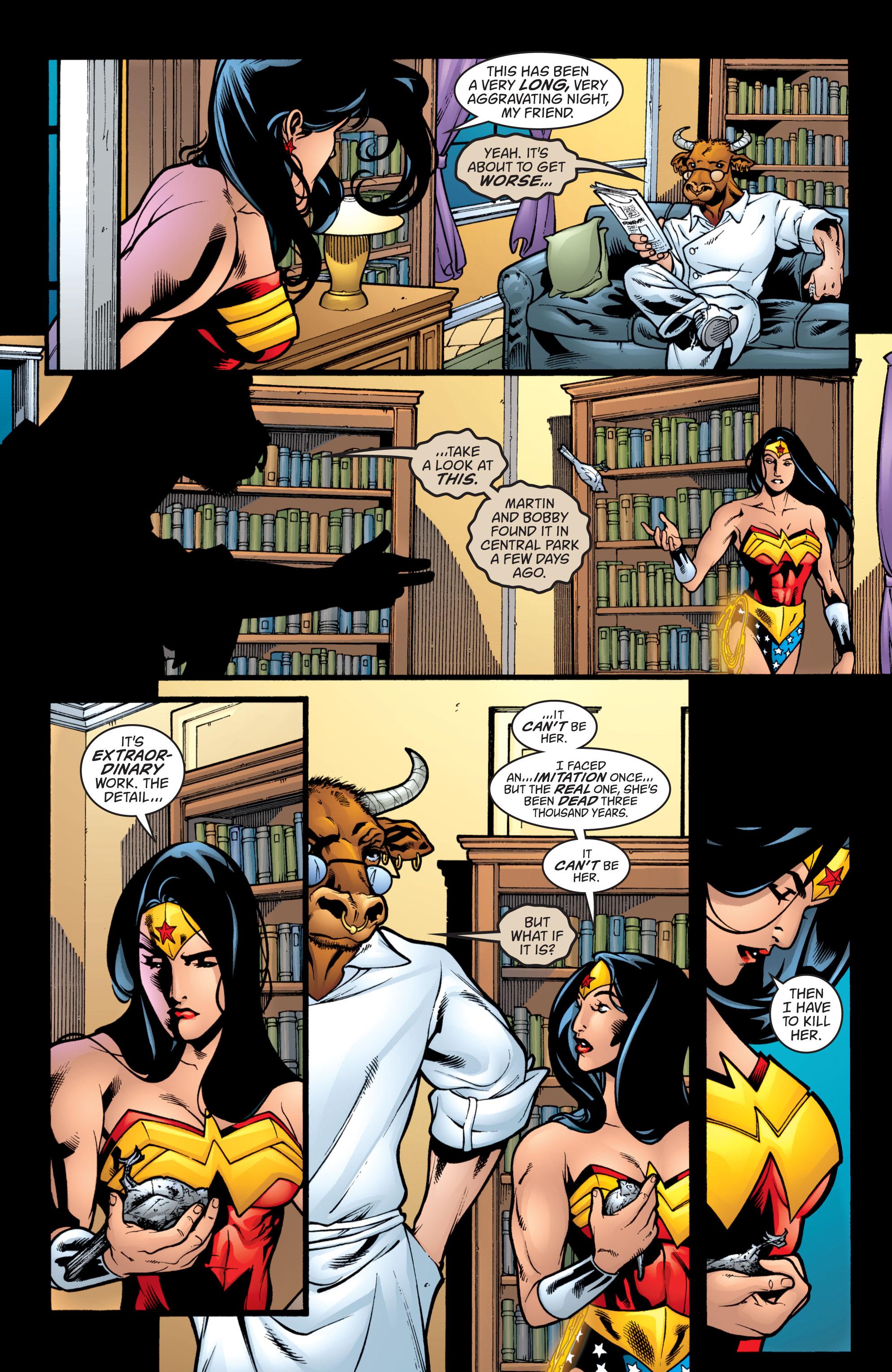 Read online Wonder Woman (1987) comic -  Issue #207 - 22