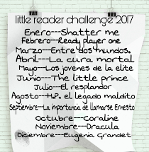 little reader challenge 2017