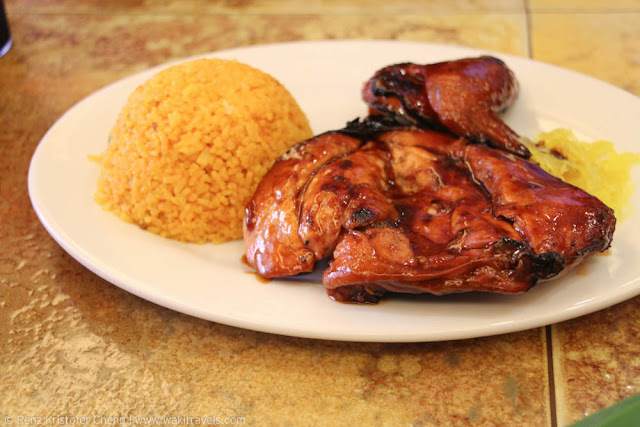 Chicken Inasal of Buddy's Restaurant